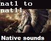 11 Native sounds FX