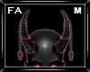 (FA)ChainHornsM Pink