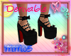Platform Bow Shoes Deriv