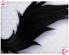 💗 Black Fox Tail