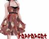 ☆balloon dress red