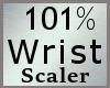 Wrist Scaler 101% M A