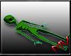 (MV) Green Laying Alien