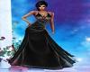 ! Adora Black Dress
