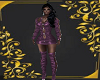 (A.F) full outfit /leath