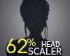 Head Scaler 62%