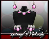 Cotton Candy Jewelry Set
