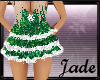 (96)Xmas dress(GREEN)