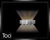 Derivable wall light