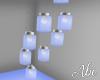 Baby lamp Blue