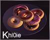 K slay donut plate