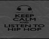 listeb to hip hop gray