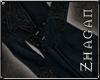 [Z] Robe 'Curse' blue