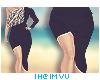 H.Black Skirt . RL