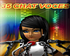 [Key]35 Voces Chat Mujer
