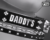 -P- Daddy's Collar M