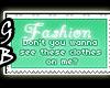 [GB] Fashion Stamp