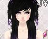 ɱ Black-Lilac Opal