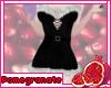 🎀 Goth Claus Dress