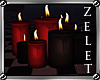|LZ|Red Queen Candles