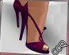 [CCQ]Ruby Sequin Heel