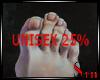 Unisex Foot Scaler 25%