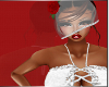 Wedding Veil with Rose