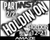 AMA|Holdin On Pt2