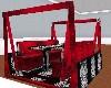 tiger/red bench swing