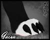 G: Tiny paws Black