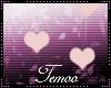 T » Hearts Head Sign -