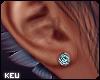ʞ- Azure Stud