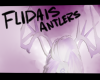 Flidais Antlers