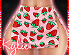 RL Strawberry Skirt