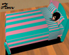 Cotton Candy Bed