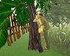 Romantic Tree Kiss