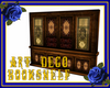 Art Deco Bookshelf