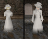 ghostly white hat