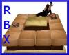 Golden Dove Sofa