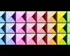 Rainbow Stud Armband