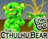 Cthulhu Bear -Emerald