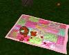 Apple tree/ kids quilt