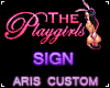 . the playgirls sign