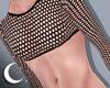 .Net. sleeve black