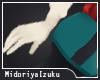 Fem Deku gloves