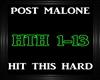 Post Malone~HitThisHard