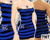 Marina Striped Dress
