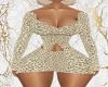 RL ! Leopardx Skirt Set