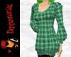 Carrie Tweed GREEN