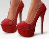 Glory Pumps Red